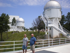 Observatories @ Apache Point